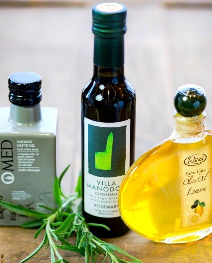Infused & Flavored Olive Oils
